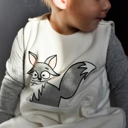 Silver Fox Toddiebag